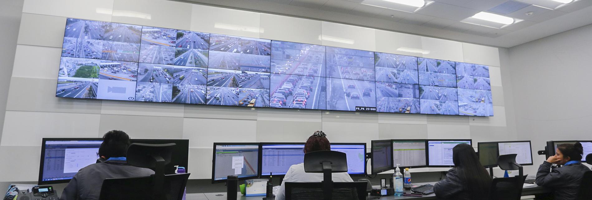 Centro de Control de Operaciones: Servicio que salva vidas