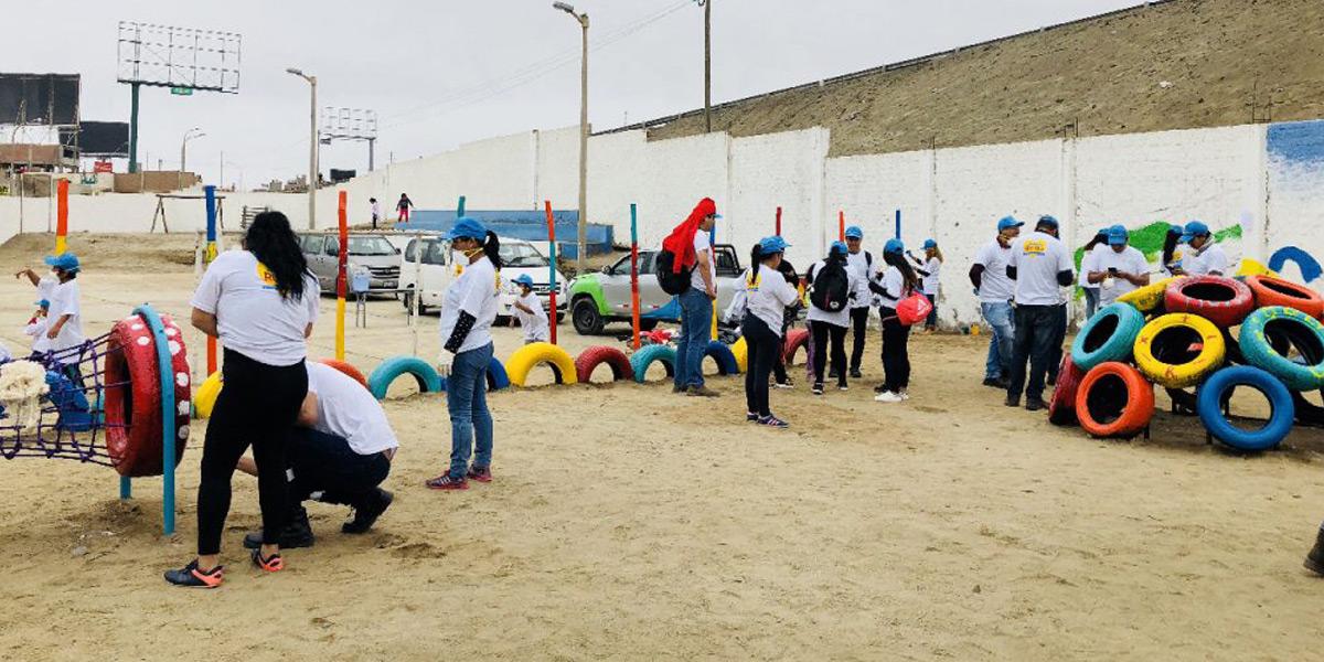 ¿Sabes qué son los Recicla-Parque Pakapaka de Rutas de Lima?