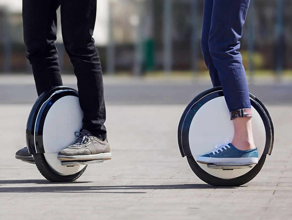 Monociclo Ejectrico