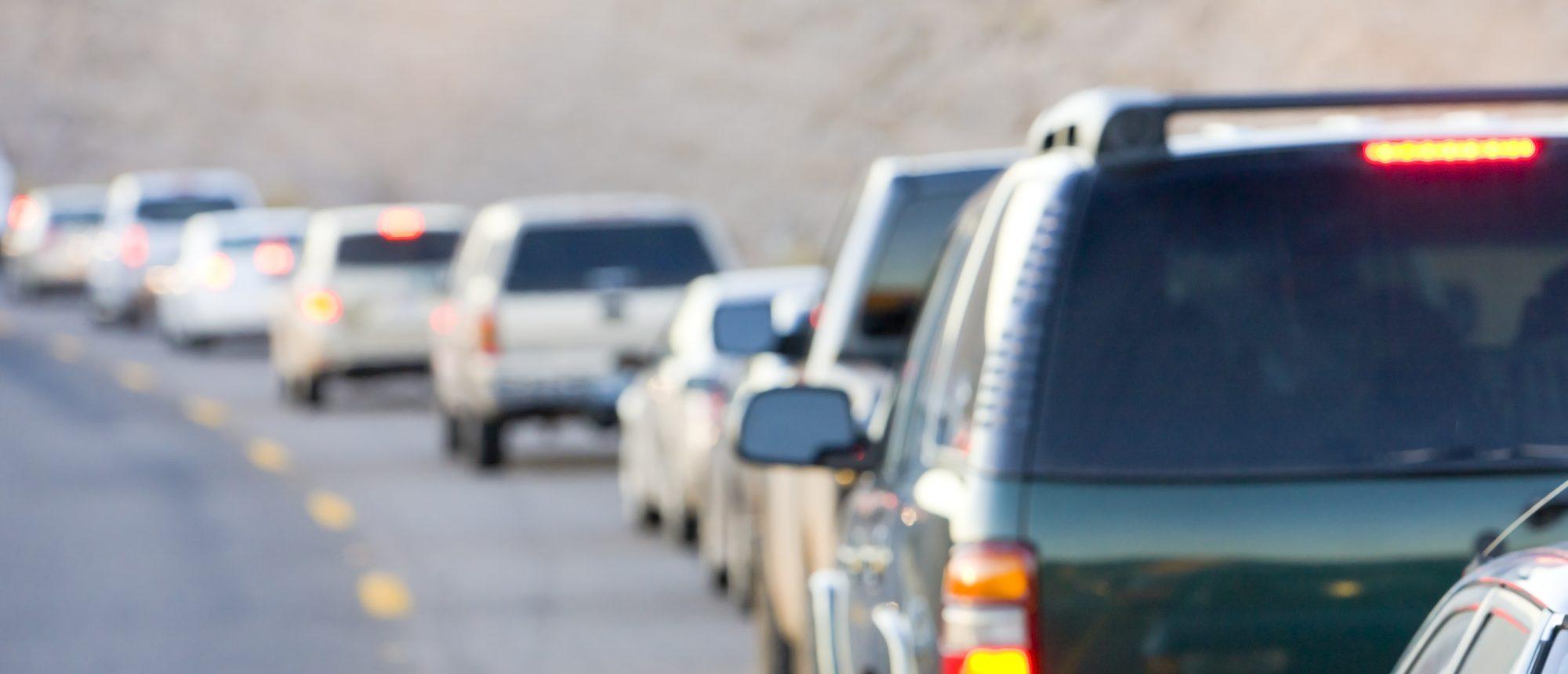 ¿Cómo combatir el tráfico en el verano?