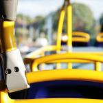 Cómo evitar el contagio de COVID-19 en el transporte público