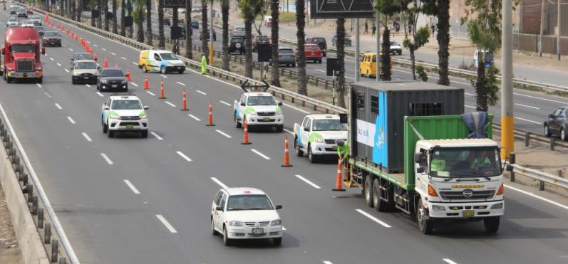 Rutas de Lima retoma recaudación de peaje